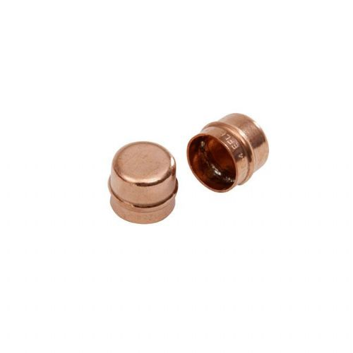 SupaPlumb Solder Ring Stop End Pack 10 - 15mm